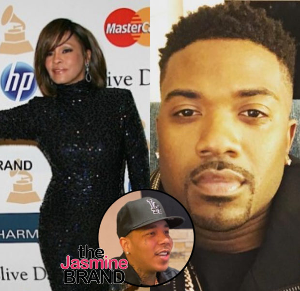 Producer Hitmaka Recalls Hanging Out With Ray J & Whitney Houston, Says He Walked In On Whitney Taking Off Her Clothes [Video]