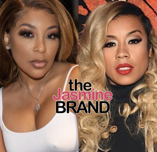 K. Michelle & Keyshia Cole End Their Feud, Tease Possible Collaboration