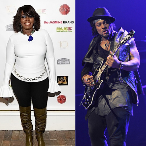 Angie Stone Says 'No One Has Been Able To Compete' With Her Ex D'Angelo: I Will Always Love You