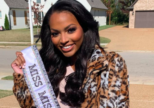 Asya Branch Of Mississippi Crowned Miss USA 2020!