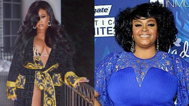 People Are Mistaking A Photo Of Reality Star Malaysia Pargo For Singer Jill Scott