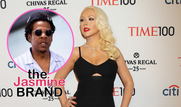 Christina Aguilera Signs W/ Jay-Z's Roc Nation