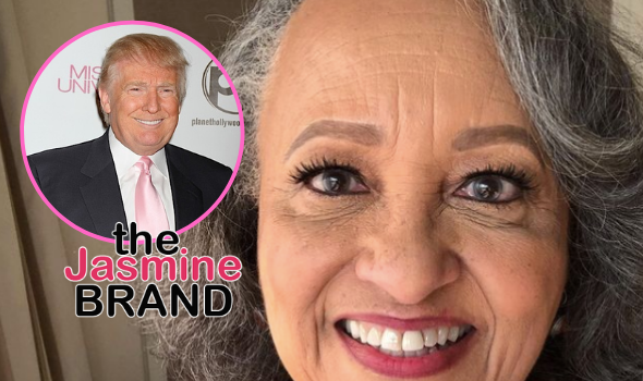'Fresh Prince' Star Daphne Maxwell Reid On Why She Refused To Shake Donald Trump's Hand During His Cameo On The Show: I Didn't Like Him