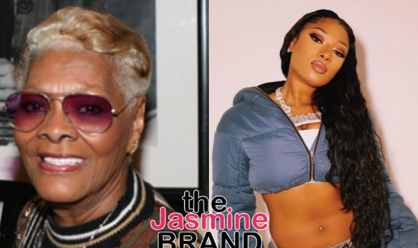 Dionne Warwick Salutes Megan Thee Stallion's Grammy Nominations, Says She Doesn't Want To Know What A 'Hot Girl' Is