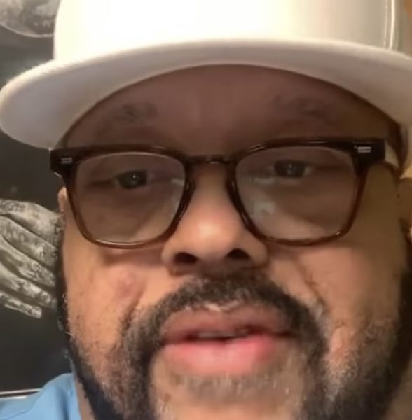 Gospel Artist Fred Hammond Diagnosed W/ COVID-19: I Let My Guard Down Once & Didn't Wear A Mask
