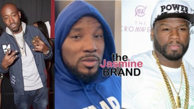 Jeezy Calls Out 50 Cent & Freddie Gibbs In New Song, Freddie Responds: You Gotta Come Harder Than This Snowflake