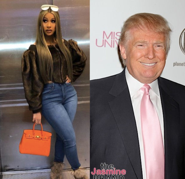 Cardi B Attempting To Dismiss Defamation Case Against Her From Donald Trump Supporters