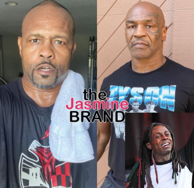 Lil Wayne Backs Out Of Performance For Tyson/Jones Jr. Fight, Snoop Dog Takes His Place