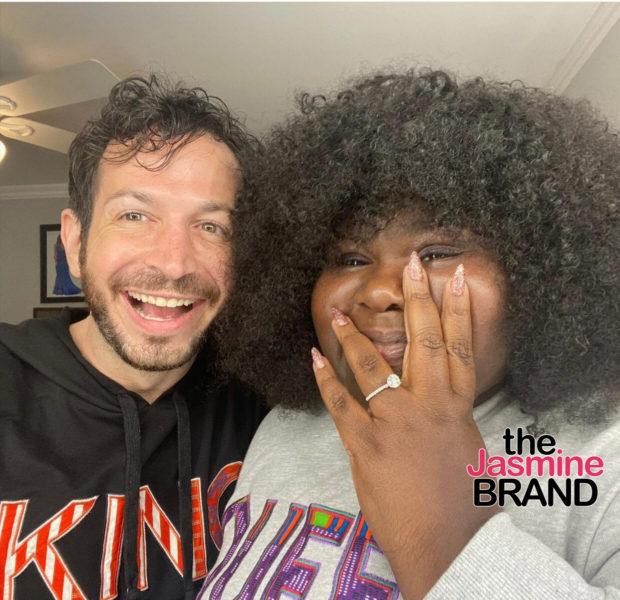 Actress Gabourey Sidibe Engaged To Boyfriend Brandon Frankel [VIDEO]