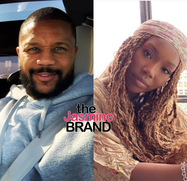 Actor Hosea Chanchez Tells Singer Brandy: You Are A Living Legend, You Don't Need Another Grammy To Validate What God Has Told You!