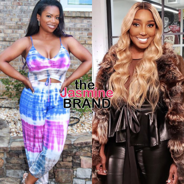 Kandi Burruss Says Nene Leakes 'Will Be Missed' On 'RHOA', But Adds 'We Don't Really Talk'