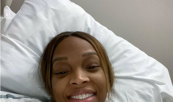 Khadijah Haqq Was Hospitalized For 'Pre-Term Labor Scare', Now On Bed Rest