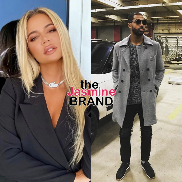 Khloe Kardashian & Tristan Thompson's Plans For Another Baby Were Put On Hold Because Of COVID-19, Reality Star Reveals