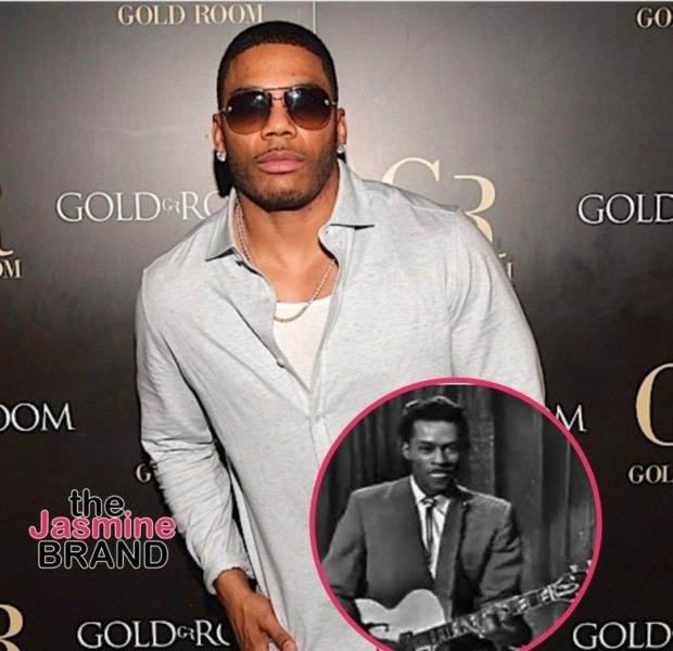 Nelly Cast In New Biopic Portraying Rock N Roll Artist Chuck Berry