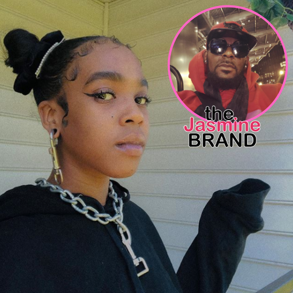 R. Kelly's Daughter Buku Abi Reveals Loss Of Her Unborn Son: I Am Heartbroken