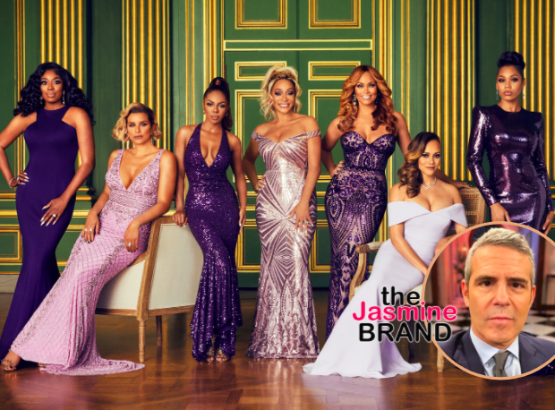 'Real Housewives Of Potomac' Reunion Will Be In Person + Andy Cohen Says Cast Won't Change Next Season