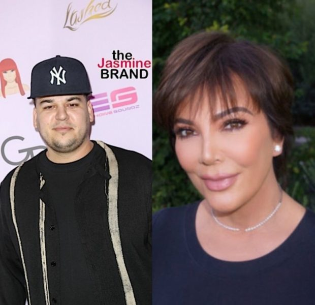 Kris Jenner Says Rob Kardashian Is Doing 'Really Great' After 'KUWTK' Return