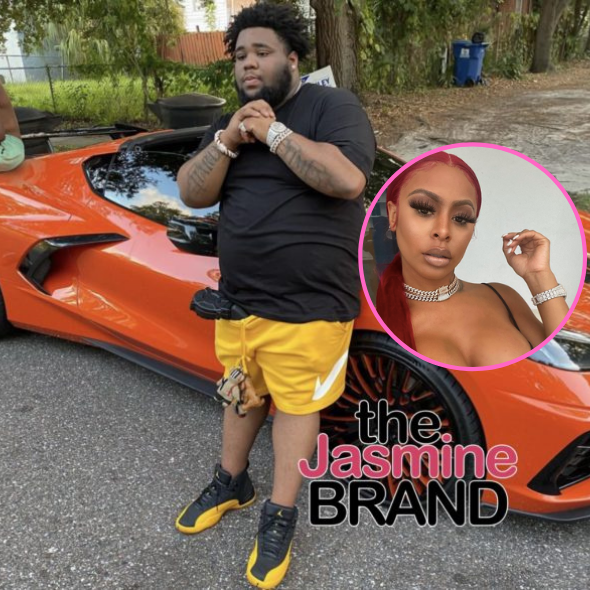 Rapper Rod Wave Walks On Atlanta Stage As It Collapses, Alexis Skyy Also Falls [WATCH]