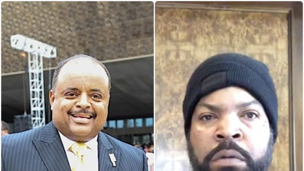 "Roland Martin Tells Ice Cube ""Bruh, You Got Played"" For Working With Donald Trump"