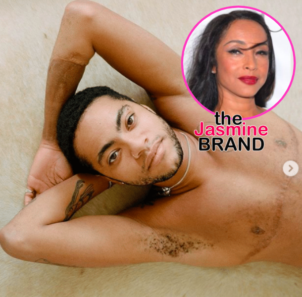 Sade's Transgender Son Izaak Theo Shares Photos Of Reconstructive Scars