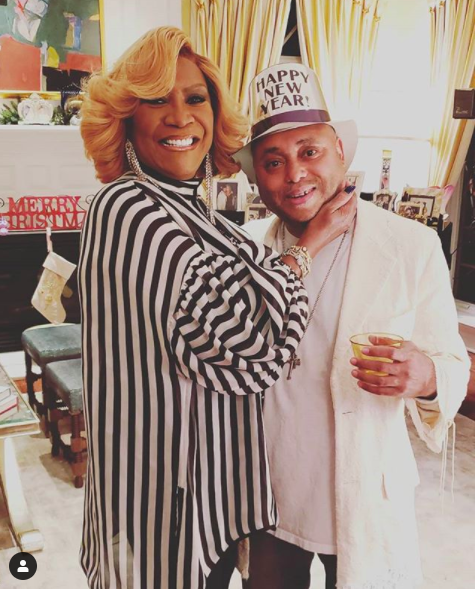 Patti Labelle's Son Is Allegedly Running A Trump-Supporting Twitter Account