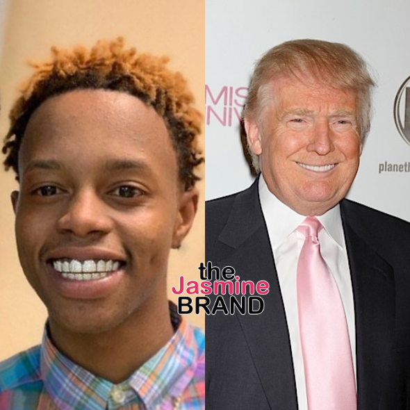 Rapper Silentó Arrest Video Released, Claims He Was Racially Profiled + Says Donald Trump 'Begs' For His Help Everyday