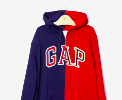 Gap Releases Unity Hoodie Amid Election Uncertainty, Gets Major Backlash