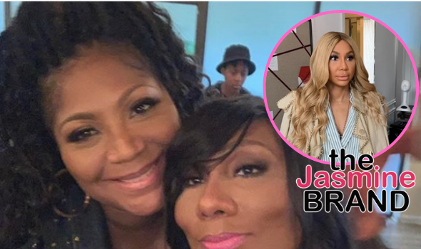 Trina & Towanda Braxton Say They Talked To Tamar About Continuing 'Braxton Family Values' Without Her