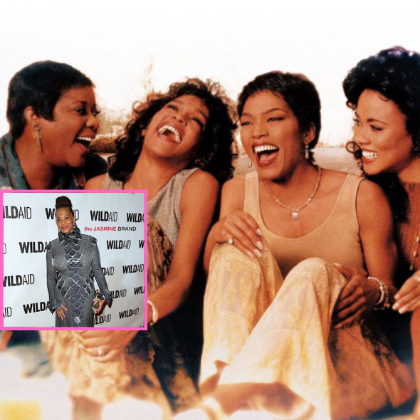 'Waiting To Exhale' Author Terry McMillan Wants Original Stars To Appear In Upcoming Series