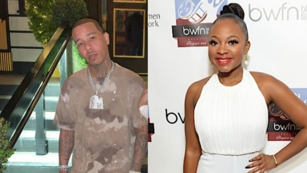Naturi Naughton Slams Yung Berg's Claim They Slept Together: I Might Have To Call Somebody & Pull Up On Him