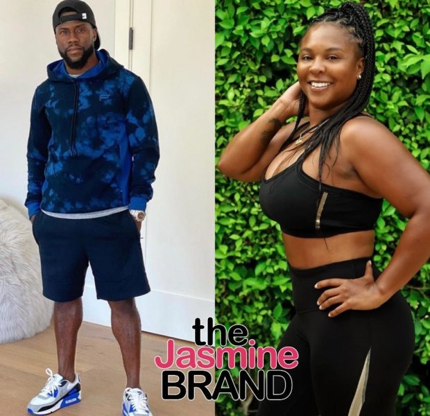 Kevin Hart's Ex Wife Torrei Hart Says She Wants Her Tesla & Everything Else Owed To Her, As She Responds To Joke From His Comedy Special