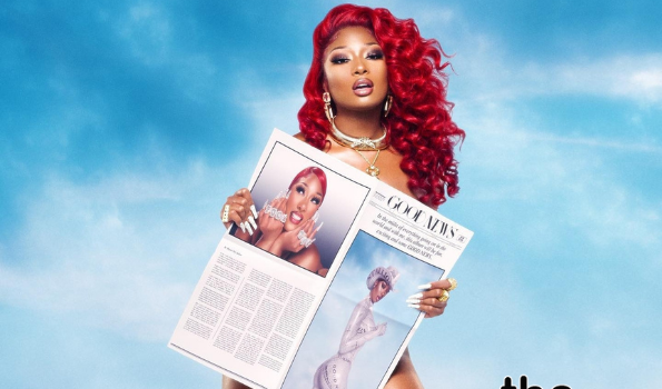 Megan Thee Stallion's Debut Album 'Good News' Drops November 20!