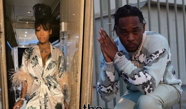 Summer Walker, Who Is Pregnant By London On Da Track, Alludes To Him Not Being A Good Father: He's Lame & I Tried To Get Him To Spend More Time With His Other Kids