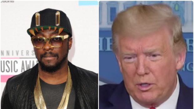 Will.i.am Likens Donald Trump's Popularity To Being In An 'Abusive Relationship': They Just Don't Have The Courage To Get Out