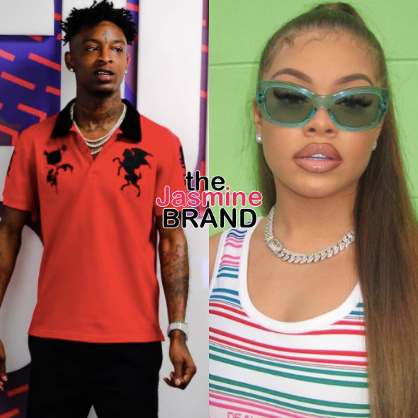 21 Savage & Mulatto Spark Dating Rumors After Allegedly Vacationing Together
