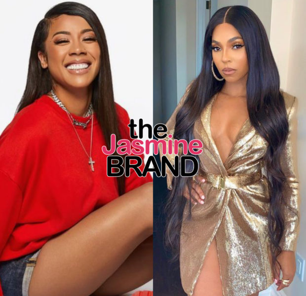 Ashanti Vs. Keyshia Cole Announced