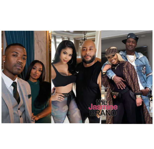 EXCLUSIVE: Ray J & Princess Love, Rasheeda & Kirk Frost + Deelishis & Raymond Santana Jr. Cast In Reality Show To Help Couples