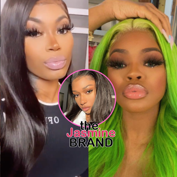 Asian Doll & JT Get Into Heated Exchange After Asian Doll Says She Was Removed From Megan Thee Stallion Song