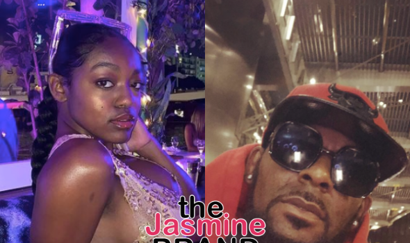 R. Kelly Requests That Ex-Girlfriend Azriel Clary's Identity Be Revealed In Court Documents Because She Speaks On Him In Public