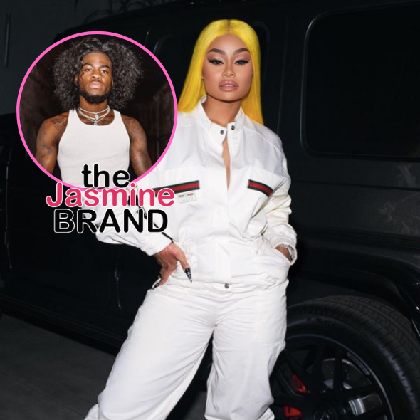 Blac Chyna's New Man Slammed By His Alleged Ex: You Can Have That Sis