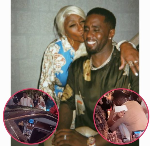 Diddy Gives His Mom $1 Million Dollars & A Bentley For Her 80th Birthday