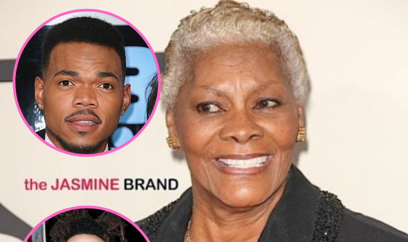 Dionne Warwick Announces New Song W/ Chance The Rapper & The Weeknd + Defends Chance After Criticism: Please Log Off…But Save Your Password First!