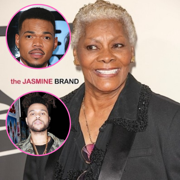 Dionne Warwick Jokingly Questions Chance The Rapper & The Weeknd's Stage Names: I Need Answers Today