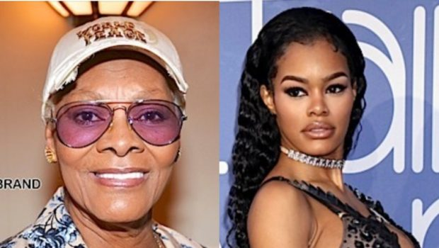 Dionne Warwick Wants Teyana Taylor To Play Her In A Series + Netflix Is Ready To Make It Happen