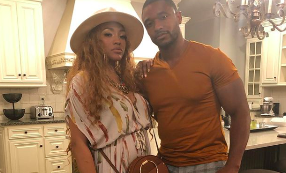 'RHOA' Newbie Drew Sidora Confronts Her Husband For Going MIA For 3 Days, Accuses Him Of Spying On Her W/ Cameras