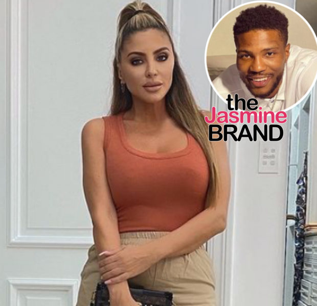 Larsa Pippen & Malik Beasley Spotted Together Amid His Divorce