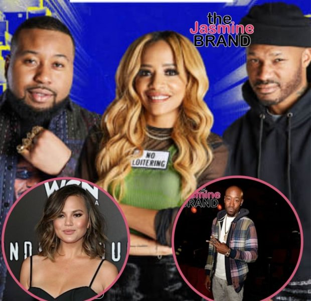 Chrissy Teigen & Freddie Gibbs Situations Played A Part In Everyday Struggle Ending, Says DJ Akademiks