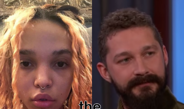 FKA Twigs Sues Ex Shia LaBeouf For Alleged Abuse & Knowingly Infecting Her W/ An STD, He Responds: I've Been Abusive To Myself & Everyone Around Me