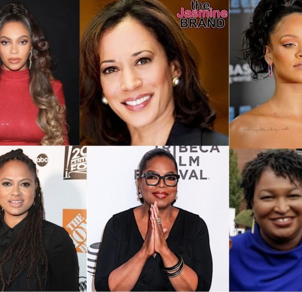 Beyonce, Kamala Harris, Rihanna, Ava DuVernay, Oprah & Stacey Abrams Make 100 Most Powerful Women In The World List