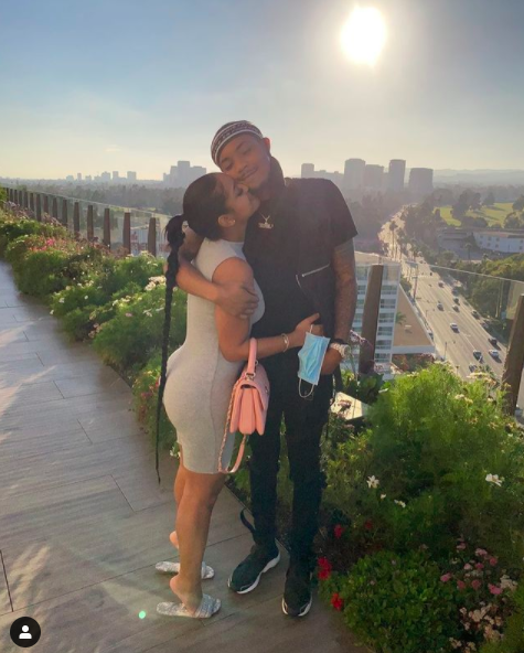 G Herbo's Girlfriend Taina Williams Posts 1st Photo After Engagement & Pregnancy Rumors Surface